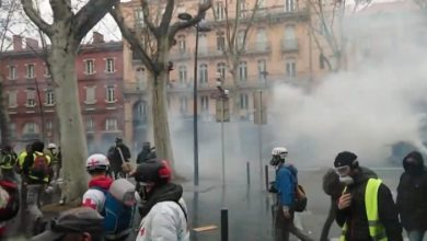 Photo of France: Nativity Play In Toulouse Attacked By Far-Left, Anti-Christian Mob