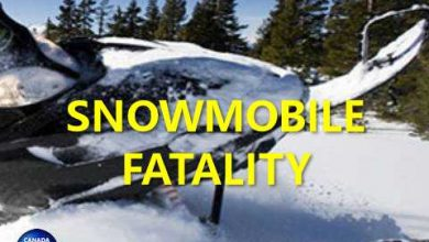 Photo of Rigolet woman dies after snowmobile goes through sea ice outside of Rigolet – Canada Police Report