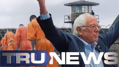 Photo of Socialist Sander's Supporters 2020 – Lock Up Trump Voters in Concentration Camps