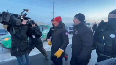 Photo of WATCH: Unifor boss Jerry Dias arrested