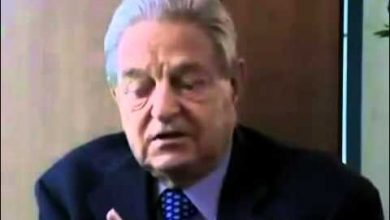 Photo of George Soros Discusses The Coming New World Order