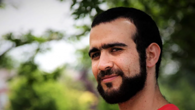 Photo of BREAKING: Omar Khadr is giving a keynote address at Dalhousie University