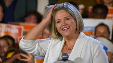 Photo of Ontario NDP leader says singing God Save the Queen is DRAGGING Ontario closer to colonialism