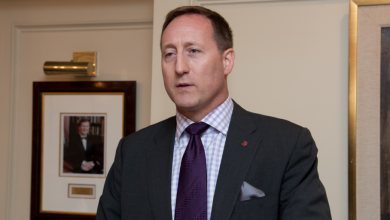 Photo of MacKay won't commit to move Canadian embassy to Jerusalem, breaking with Conservative Party policy
