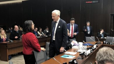Photo of Trudeau-appointed ambassador gets railed for supporting Chinese regime