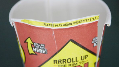 Photo of Tim Hortons guts its Roll Up the Rim contest