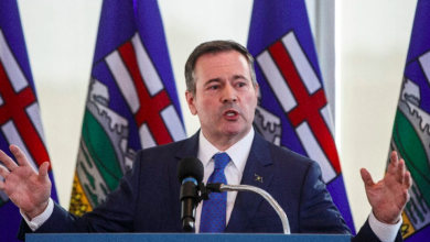 Photo of New Alberta bill proposes fines of up to $25,000 for protestors