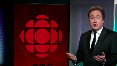 Photo of Laureen Harper ridicules  CBC for being chronically unfunny
