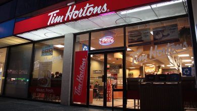 Photo of Tim Hortons' sales see major drop