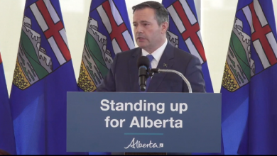 Photo of Jason Kenney to table act that will prevent railway blockades in Alberta