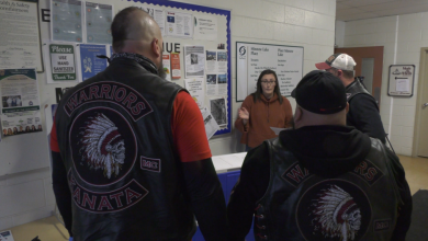 Photo of Sudbury's Warriors biker club steps up to deliver meals to elders during COVID-19 pandemic