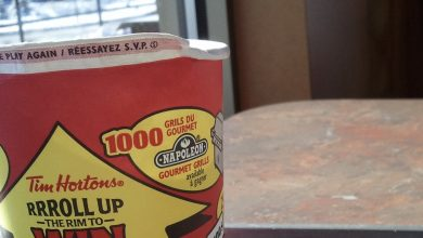 Photo of Tim Hortons cancels Roll Up The Rim contest due to coronavirus