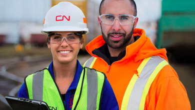 Photo of CN Rail is re-hiring majority of laid off workers
