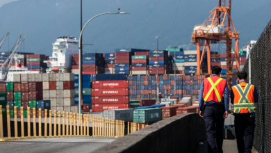Photo of BC exports fall $30 million a day due to anti-pipeline blockades, cargo may be diverted permanently