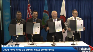 Photo of Ford government signs new road deals with Indigenous communities