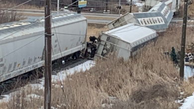 Photo of RCMP will not investigate railway derailments, report finds