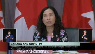Photo of Canada Public Health Official COVID-19 Update – April 15, 2020