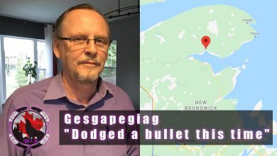"""Photo of Gesgapegiag """"Dodged a Bullet this time"""""""
