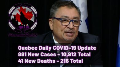 Photo of Quebec Daily COVID-19 Update: April 9th, 2020
