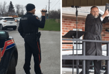 Photo of Police may charge Ontario church for holding drive-in service – True North