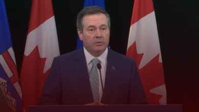 Photo of Kenney announces Alberta relaunch strategy – True North