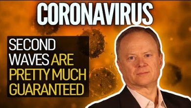 Photo of Second Waves Of Coronavirus Infections Are Pretty Much Guaranteed