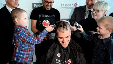 Photo of The Leucan Shaved Head Challenge will take a completely different turn this year