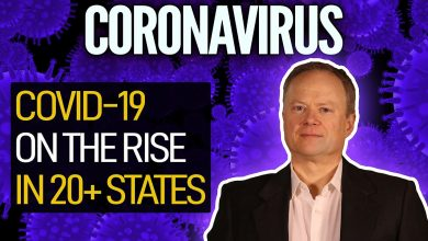 Photo of Covid-19 On The Rise In 20+ States