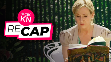 "Photo of CBC tells kids J.K. Rowling is ""transphobic"" for saying only women menstruate"