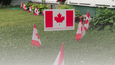 Photo of Ontario township unafraid to show national pride on Canada Day