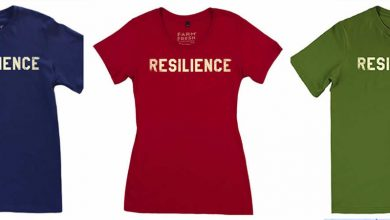 PP RESILIENCE shirts