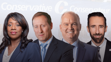 Photo of Independent Press Gallery Conservative Leadership Debate