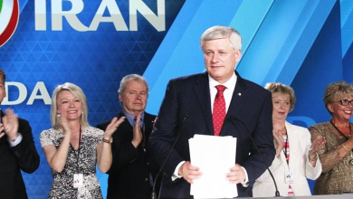 Photo of Stephen Harper, John Baird to speak at Iranian resistance summit