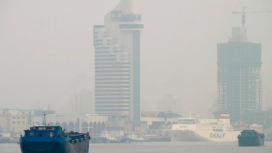 Photo of Pollution in Beijing affecting the quality of life of Canadian staff working there