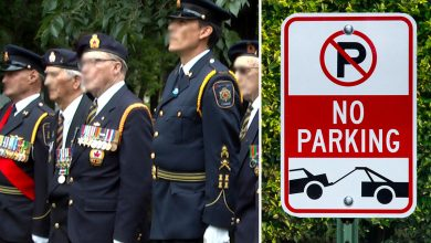 Photo of Vancouver wants to strip veterans of free Remembrance Day parking