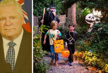 Photo of FUREY: Ontario's ridiculous Halloween restrictions