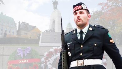 Photo of Canadians remember sixth anniversary of Parliament Hill terrorist attack