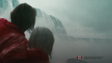 Photo of Government-sponsored ad encouraging vacations with grandma to be pulled