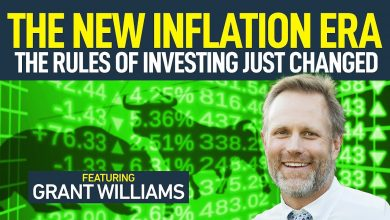Photo of Inflation Danger! The Rules Of Investing Have Just Changed, Warns Grant Williams