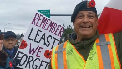 Photo of Remembrance Day 2020 – THE SMALLEST BUT MOST MEANINGFUL REMEMBRANCE DAY OF MY LIFE
