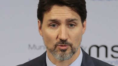 """Photo of Trudeau Calls """"Great Reset"""" a """"Conspiracy Theory"""" Despite Previously Advocating It"""