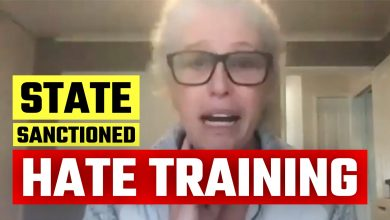 Photo of Victorian State training teaches BLM violence is a GOOD thing