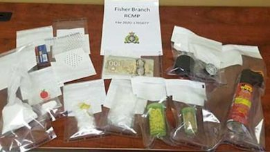 Photo of Fisher Branch RCMP traffic stop leads to drug seizure – Canada Police Report