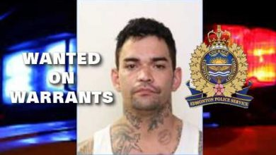 Photo of Edmonton Police issue multiple firearm-related warrants for arrest of violent offender – Canada Police Report