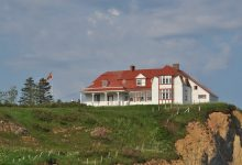 Photo of $ 865,000 for the real estate heritage of Percé