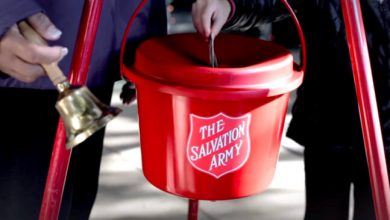 Photo of Salvation Army begins Christmas Kettle Campaign amid unprecedented need
