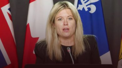 """Photo of Trudeau's handling of COVID-19 pandemic shows """"gross incompetence"""": Rempel Garner"""