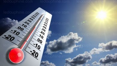 Photo of 3 heat records recorded in Gaspé