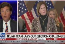 Photo of Tucker Carlson SLAMS big tech for censorship and election manipulation