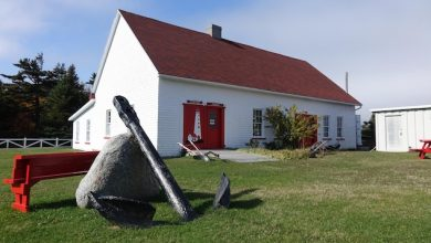 Photo of The collection of the Madeleine lighthouse museum transferred to the Musée de la Gaspésie